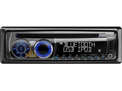 199) Clarion CZ501A Bluetooth CD Receiver - CZ501A