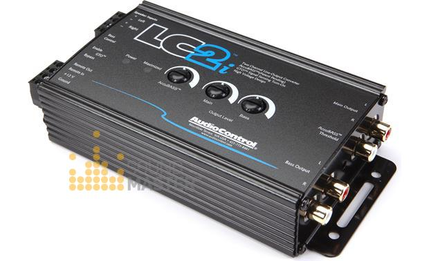 189) AudioControl LC2i Two Channel Line Output Converter - LC2i