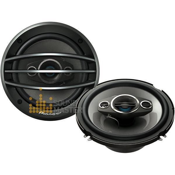 pioneer 6 inch speakers. Pioneer TS-A1684S 6inch 4Way 350Watts Speakers 6 Inch I