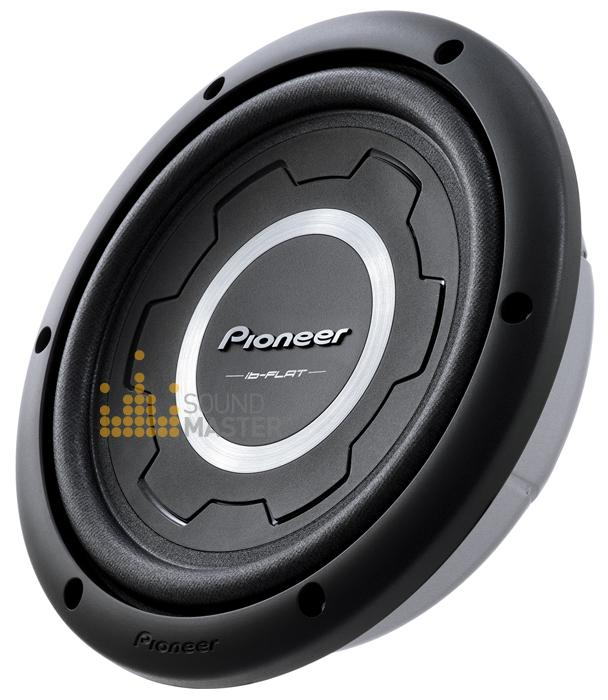 Kicker 10CVT110-Inch CompVT Series Shallow Mount Subwoofer