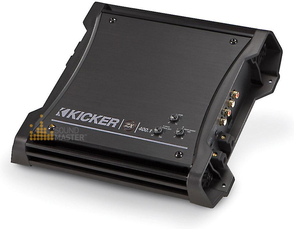 Kicker 400 1 mono amp